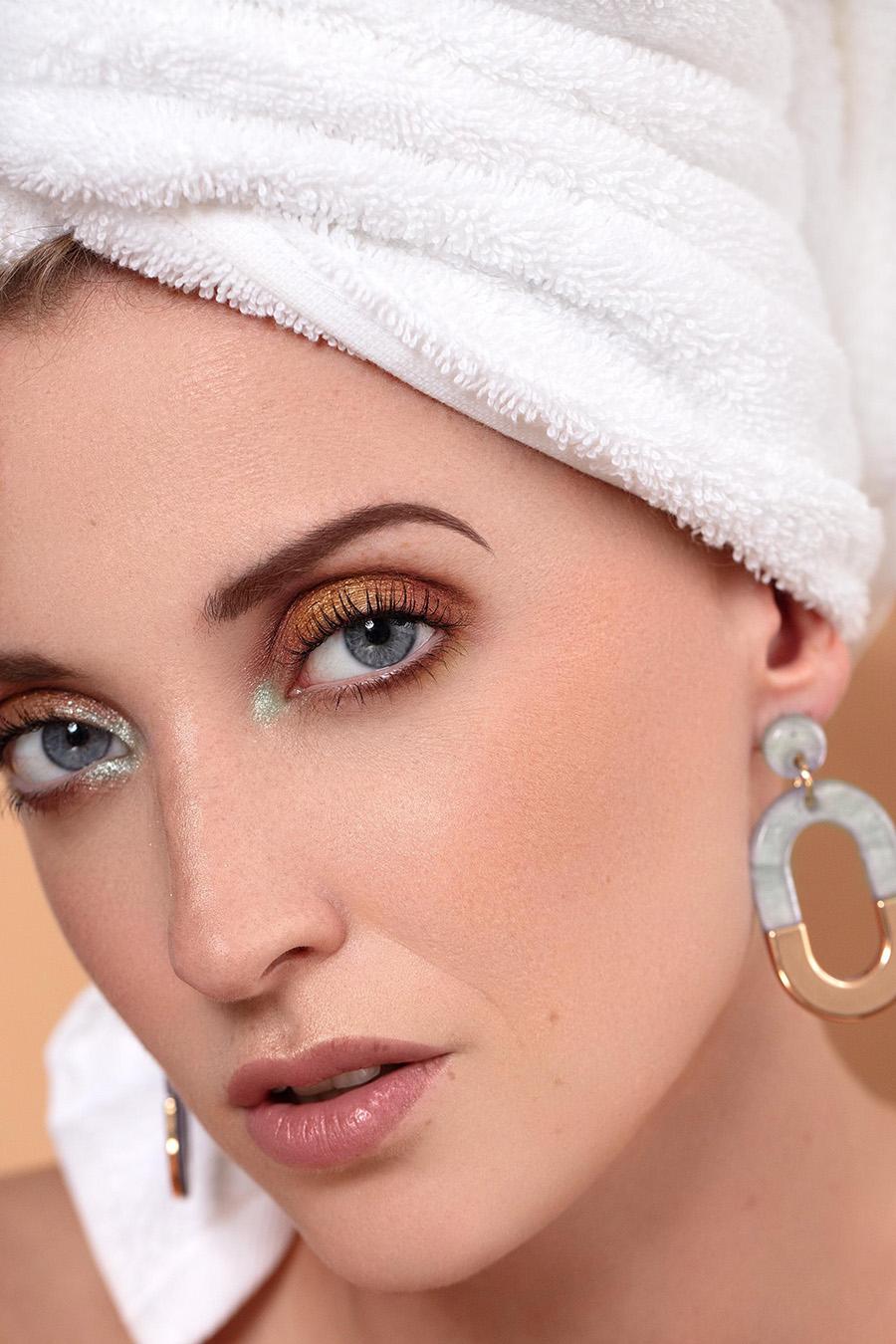 make up en visagie voor laure heij en karin van berkel