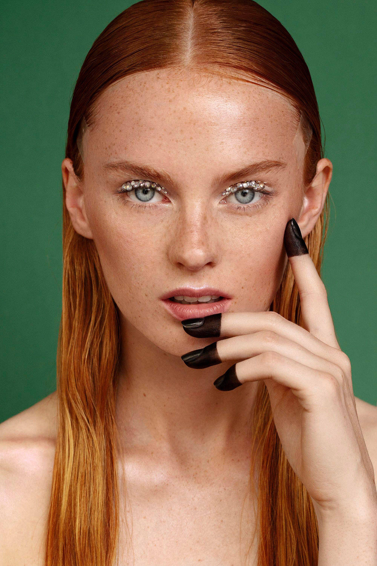 beauty editorial karin van berkel lotte concepts visagie