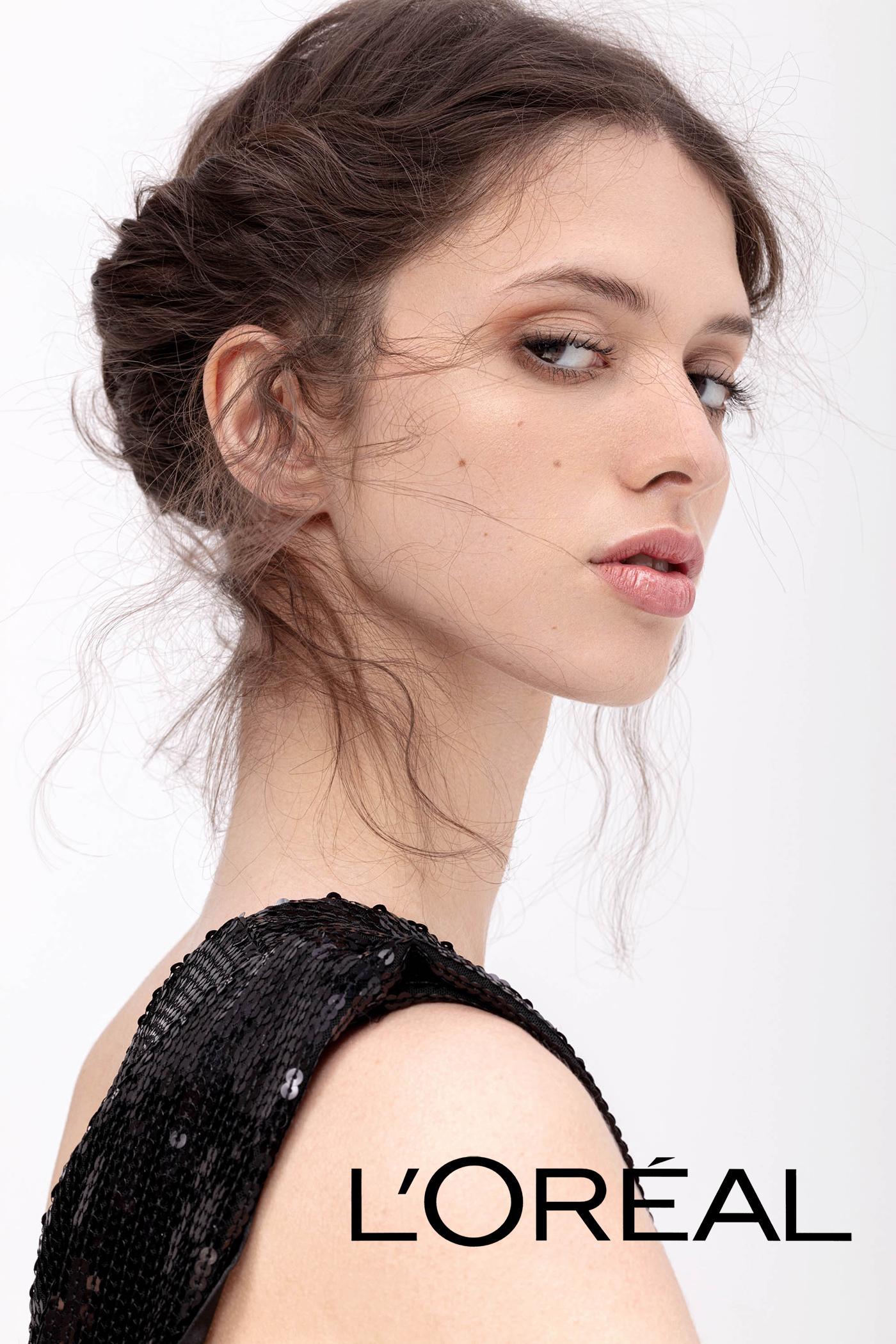 naturel make-up beauty