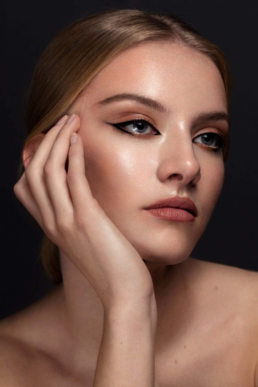 makeup beauty editorial karin van berkel